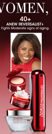 AVON - Products  ANEW Reversalist 40+ Line. Great combo for 40ish smin to order, please visit : www.youravon.rep..