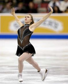 Ashley Wagner, always beautiful.