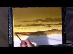 3 layers of blended sky, sunset, small thin clouds and trees. Timelapsed video @YouTube