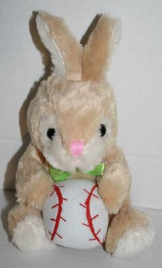 Easter Plush Bunnies And Spring On Pinterest Plush