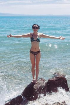 Pin for Later: Game of Thrones's Maisie Williams Nails It With This Bikini Snap