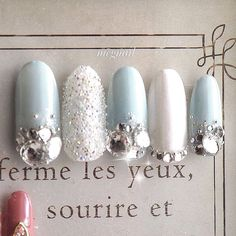 Classy Nails, Trendy Nails, Cute Nails, Asian Nails, Exotic Nails, Bride Nails, Wedding Nails, New Year's Nails, Hair And Nails