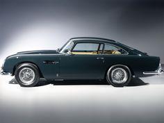 Aston Martin DB5 Vantage 1964–1965 wallpaper