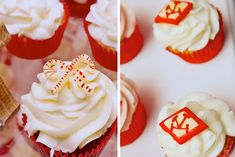 kappa alpha psi fraternity grooms cake cupcakes nashville, #gettingmarriednashville, cake by @thecupcakecollection