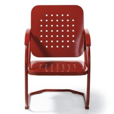 Retro Squares Spring Chair - Have two that are very much like this from France, 1920's