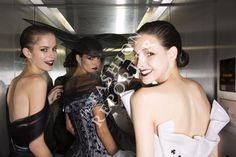 Ralph & Russo Backstage | Haute Couture Fw14-15 | Ph. Antonello Trio