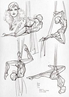 Billedresultat for female nude sketch