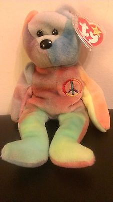 5c1d6572293 Best deals and Free shipping. Peace Beanie BabyTy ...