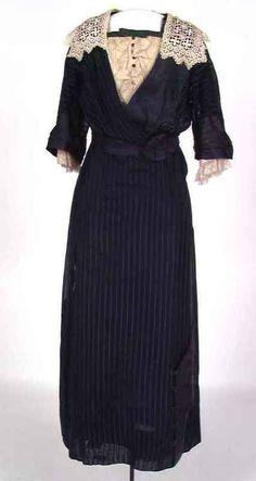 Dress 1916-1920 Norsk Folkemuseum