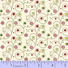 Tweet for Two by Nancy Rink for Marcus Fabrics.