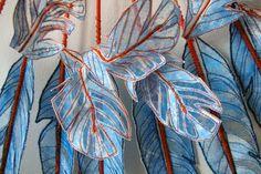 diseñadoras independientes: Arte textil
