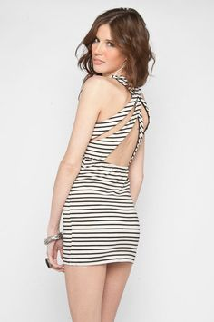 love the back of this dress, comes in other colors $30