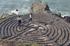 lands end labyrinth   Meghan Caudill   Flickr
