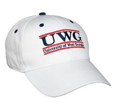 West Georgia Snapback College Bar Hats by The Game