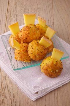 Recette chouquettes au gruyère par Sophie : Une recette idéale pour vos apéritifs !.Ingrédients : gruyère