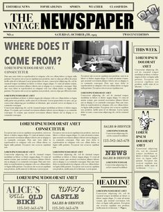 newspaper layout newspaper format newspaper generator free newspaper template newspaper article format blank newspaper template old newspaper template