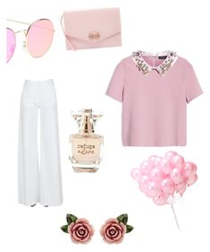 """""""Untitled #189"""" by susannhaabeth on Polyvore featuring Dolce&Gabbana, Federica Tosi, Max&Co., Ted Baker and Refuge"""