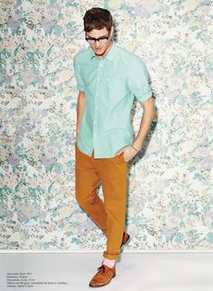 #JackWills Impeccibly Stylish Salcome Shirt #GREENSHOOTS I love this because it shows the class of how men are able to dress now and they do not have to be in a tracksuit to be noticed