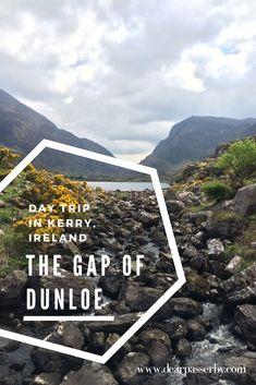 Day trip through the Gap on Dunloe, Kerry Ireland