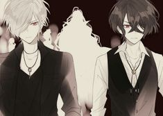 Diabolik Lovers (Lost Eden)- Subaru and Kino #Anime #Game #Otome ディアラバ (ディアボリックラヴァーズ)