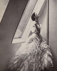 Lillian Bassman, Harper's Bazaar 1949