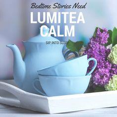 LumiTea Calm: Sip into sleep...