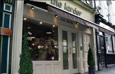 The Larder, Dublin, Ireland. I had a most memorable, extremely reasonably priced meal there. I would have paid double. Great wait staff, too. Lunch Menu, Top Restaurants, Larder, Cafe Restaurant, Lunches And Dinners, Deli, How To Memorize Things, Dublin Ireland, Irish