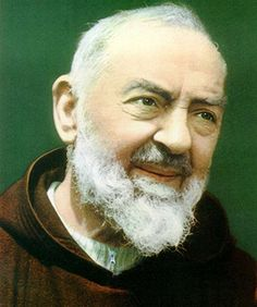Icons of mercy: Amazing humility in the face of incredible gifts  Padre Pio focused on his relationship with Jesus Christ