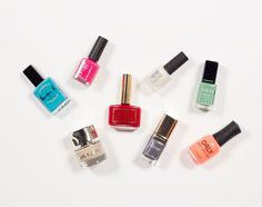 Summertime is all about having a perfect #mani/pedi, which requires finding the best new shades out there. We tested everything from neons to nudes to bring you the hottest colors of the season, and these were our favorites.
