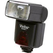 Vivitar Power Zoom DF-383 Flash for Nikon AF DSLR