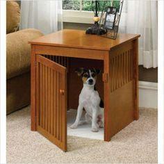 I've always liked these dog crates