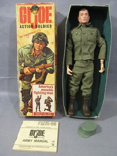 G I JOE Accessory  1994 Action Soldier                   Field Pack