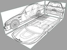 Modeling a car Modeling Tips, Car, Automobile, Autos, Cars