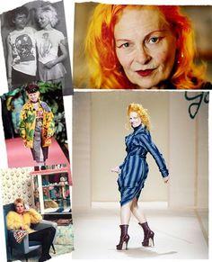 Vivienne Westwood e a moda (Tia Vivi)