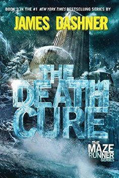 book cover of   The Death Cure