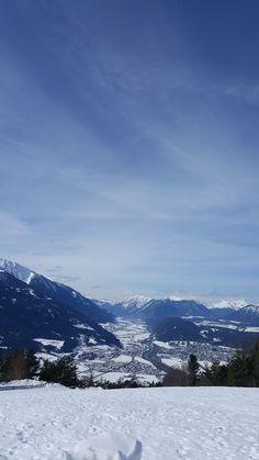 Winter in Mösern - Inn Valley Austria, Mountains, Winter, Nature, Travel, Alps, Voyage, Trips, Viajes