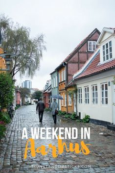 Aarhus is a cosy town in the heart of Denmark and it's also Europe's Capital of Culture in The city is full of events, art, musicians and installations. Denmark Europe, Visit Denmark, Denmark Travel, Spain Travel, Aarhus, Cool Places To Visit, Places To Travel, Travel Destinations, Best Travel Guides