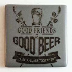 Craft Beer Coasters