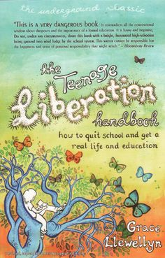 I cannot recommend this book highly enough.  I nearly read it cover to cover in one sitting.  Important for parents and teens alike; homeschoolers and institutional educators alike.