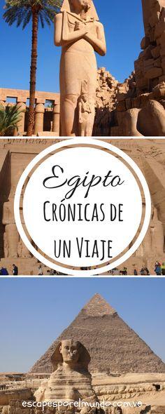 Egipto | Travel destination | Guía de Viaje | Travel Inspiration