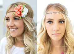 Spring is { officially } here! Hippies were designed to make you feel free-spirited, youthful, and gorgeous! These enchanting pieces are two of our very favorites right now!  #5dollarhabit