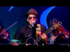 Bruno Mars performing Grenade on Ellen (w/ interview) - YouTube