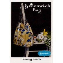 Greenwich Bag Sewing Card