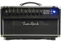 Two-Rock Custom Reverb V3 50 Watt Head