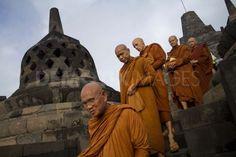 Borobudur Vesak Day 2012