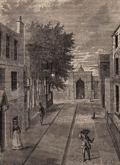 Middlesex house of detention,London