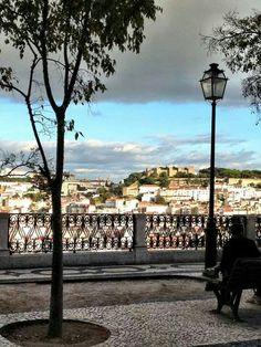 Winter in Lisbon - Inside Lisbon