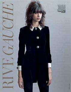 Thierry Le Goues for Marie Claire Italia September 2014