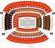 Cleveland Browns Stadium Seating Chart