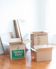 Where to buy cheap moving boxes | In My Own Style